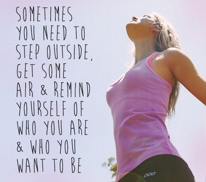 Remind Yourself Of Who You Are & Who You Want To Be